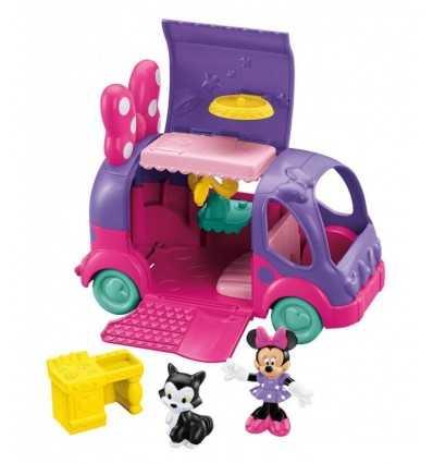 La caravana Minnie de vacaciones BDG92 Mattel- Futurartshop.com