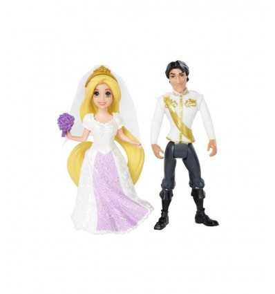 Rêve de Disney Raiponce et le Prince de mariage BDJ70 Mattel- Futurartshop.com