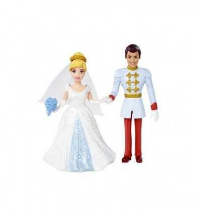 シンデレラと王子のディズニーの夢の結婚式 BDJ69 Mattel- Futurartshop.com