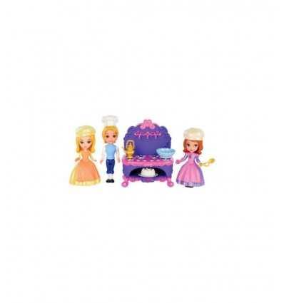 ソフィーと友人リトルシェフ BDK50 Mattel- Futurartshop.com