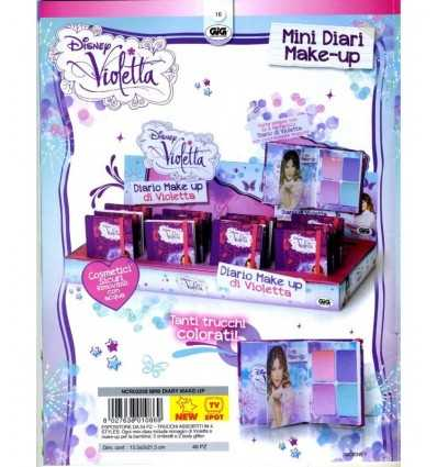 Виолетта мини косметика дневник NCR02258 Giochi Preziosi- Futurartshop.com