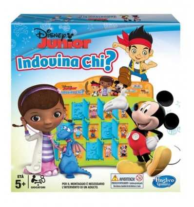 ゲス ・ フー ディズニー ジュニア A58811030 Hasbro- Futurartshop.com