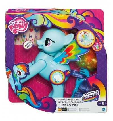 Rainbow Dash Magiche Capriole A59051030 Hasbro-Futurartshop.com