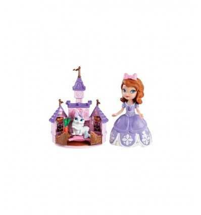 Prinsessan Sophia och ingefära kanin BDK53 Mattel- Futurartshop.com