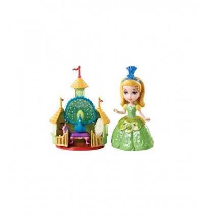 Princess Amber and Pralines the Peacock BDK54 Mattel- Futurartshop.com
