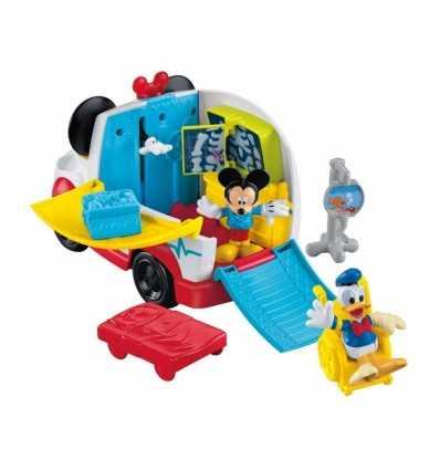 The funny Mickey's Ambulance BDJ82 Mattel- Futurartshop.com