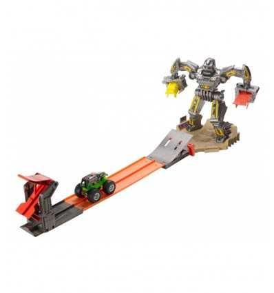 Монстр джем уничтожения сражение BFN66 Mattel- Futurartshop.com