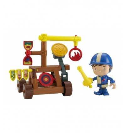 Mike Knight Travelling-Ausbildungszentrum BFX73 Mattel- Futurartshop.com