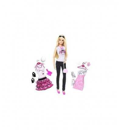Barbie Ultima Moda BFW21 Mattel-Futurartshop.com