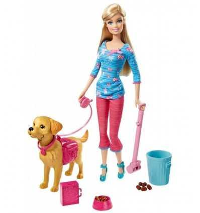 Барби и ее щенок Cuccoli BDH74 Mattel- Futurartshop.com