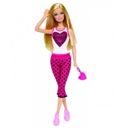 Barbie pyjamasparty BHV07 Mattel- Futurartshop.com