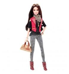 Joker Kostüm Barbie Braut mit Schleier