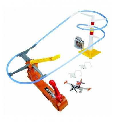 Flugzeuge fliegen Track BHW89 Mattel- Futurartshop.com