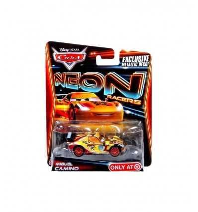 Samochody pojazdu Neon Miguel Camino CBG18 Mattel- Futurartshop.com