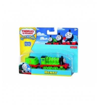 Thomas och vänner-Henry lokomotiv R9037 Mattel- Futurartshop.com
