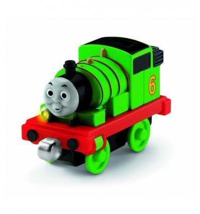 Thomas e i suoi amici, locomotiva Percy con luci e suoni, T2993 Mattel-Futurartshop.com