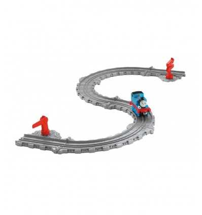 トーマス ・ トラック パック設定ストレートとカーブ レール W4778 Mattel- Futurartshop.com