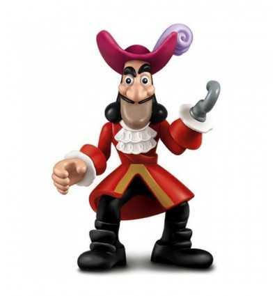 Jake poszczególnych znaków, Kapitan Hook X8169 Mattel- Futurartshop.com