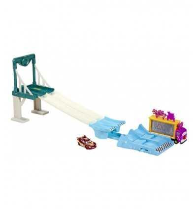 Neon-Rennwagen CBN06 Mattel- Futurartshop.com