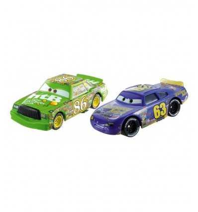 ディズニー カーズ 2 パック、チック ・ ヒックスと Transberry BDW83 Mattel- Futurartshop.com