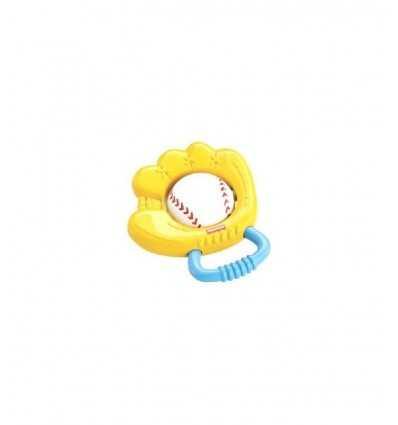 Прорезыватель, погремушка с вращением мяча Y3619 Mattel- Futurartshop.com