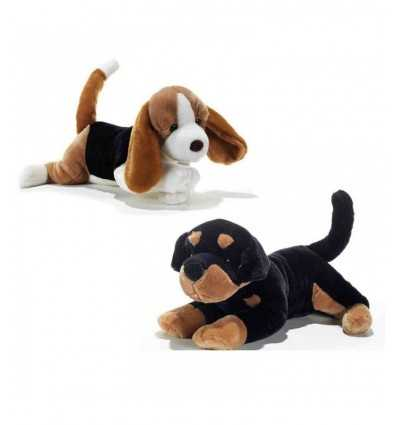 Plysch bra vänner, hunden 05846 Plush e Company- Futurartshop.com