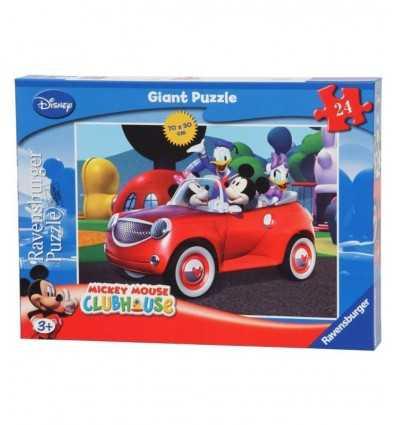 Puzzle de 24 pièces, maison de Mickey Mouse 05367 Ravensburger- Futurartshop.com
