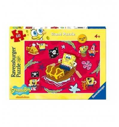 Puzzle 60 pz, SpongeBob 05295 Ravensburger- Futurartshop.com