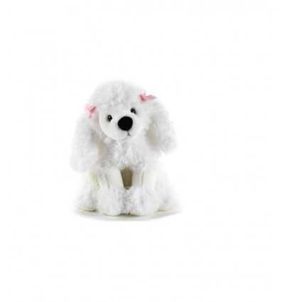 White white poodle Bizar 15717 Plush e Company- Futurartshop.com