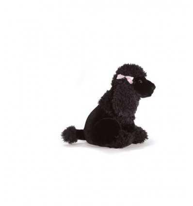 Svart svart pudel Bizar 15718 Plush e Company- Futurartshop.com