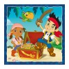 3x49 Puzzle pieces, Jake and the pirates 09337 Ravensburger- Futurartshop.com