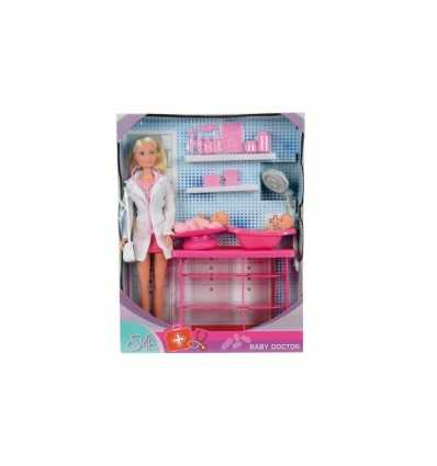 Steffi Love pédiatre 105732608 Simba Toys- Futurartshop.com