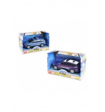 Polisbilar och poliser 203313055009 Simba Toys- Futurartshop.com