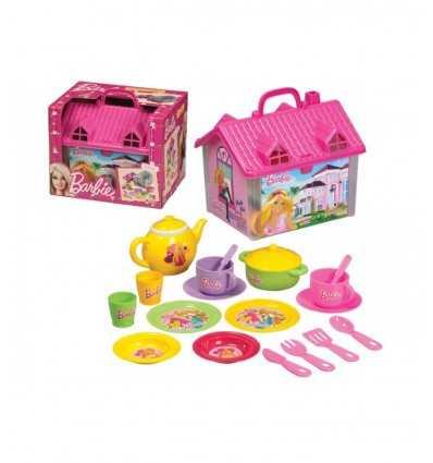 Barbie casa del the DE1816 Linea Paggio- Futurartshop.com