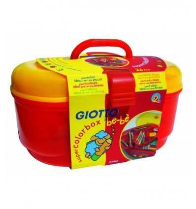 Giotto Baby Aktenkoffer supercolor 463900 Fila- Futurartshop.com