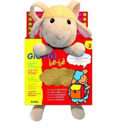 Giotto be-bè Zainetto in peluche 464500 Giotto- Futurartshop.com
