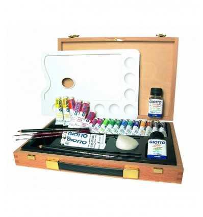 Valigetta tempere professional Giotto 507400 Fila- Futurartshop.com