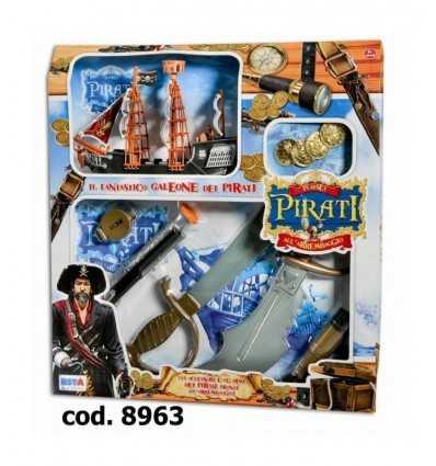 Play set arrembaggio Pirati 8963 Astoys- Futurartshop.com