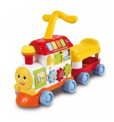 Bébé enfourchables Train BRT4731 Bontempi- Futurartshop.com