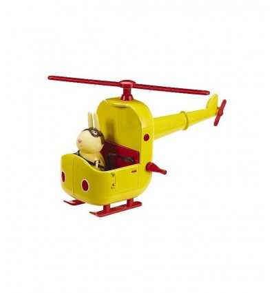 El helicóptero de la señora Rabbit CCP02748 Giochi Preziosi- Futurartshop.com