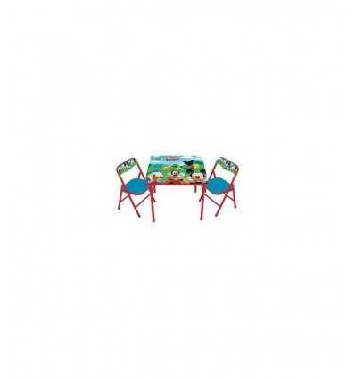 Giochi Preziosi, mesa y dos sillas de Mickey HDG33854 Giochi Preziosi- Futurartshop.com