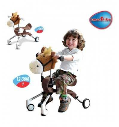 Giochi Preziosi, Smart Trike Springofarm Pferd OFR9002000 Giochi Preziosi- Futurartshop.com