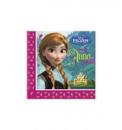 Tovaglioli Carta Frozen 33 x 33 20 pz CMG82501 - Futurartshop.com