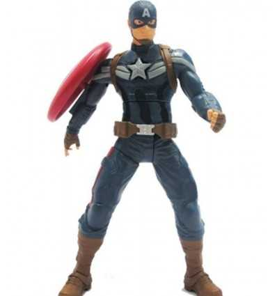 Figurines d'Action vengeurs, électronique Captain America A6300E270 Hasbro- Futurartshop.com