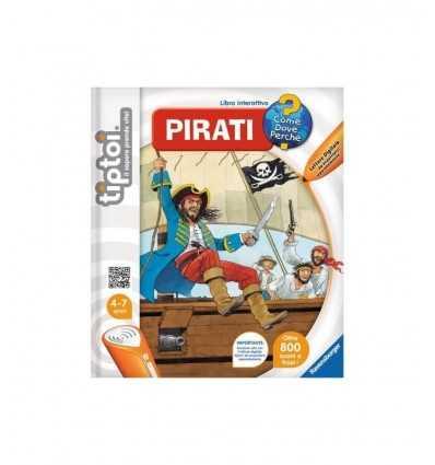TipToi Libro interattivo I Pirati 00630 Ravensburger-Futurartshop.com