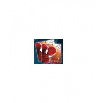 Tovaglioli 33x33 20 pz con doppio velo di carta, Spiderman CMG82833 Como Giochi -Futurartshop.com