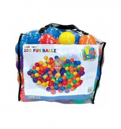Sacca con 100 palline 49600 Mazzeo-Futurartshop.com