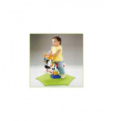 Fisher Price K0317-Zebra saltos y giros K0317 Mattel- Futurartshop.com