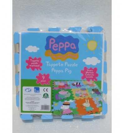 Peppa pig alfombra Puzzle GCH22005 Giochi Preziosi- Futurartshop.com
