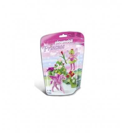 Flor princesa con caballo alado 5351 Playmobil- Futurartshop.com
